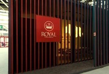 Royal Ceramica in Italy Exhibition