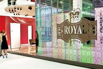 Royal Ceramica in Cairo Exhibition